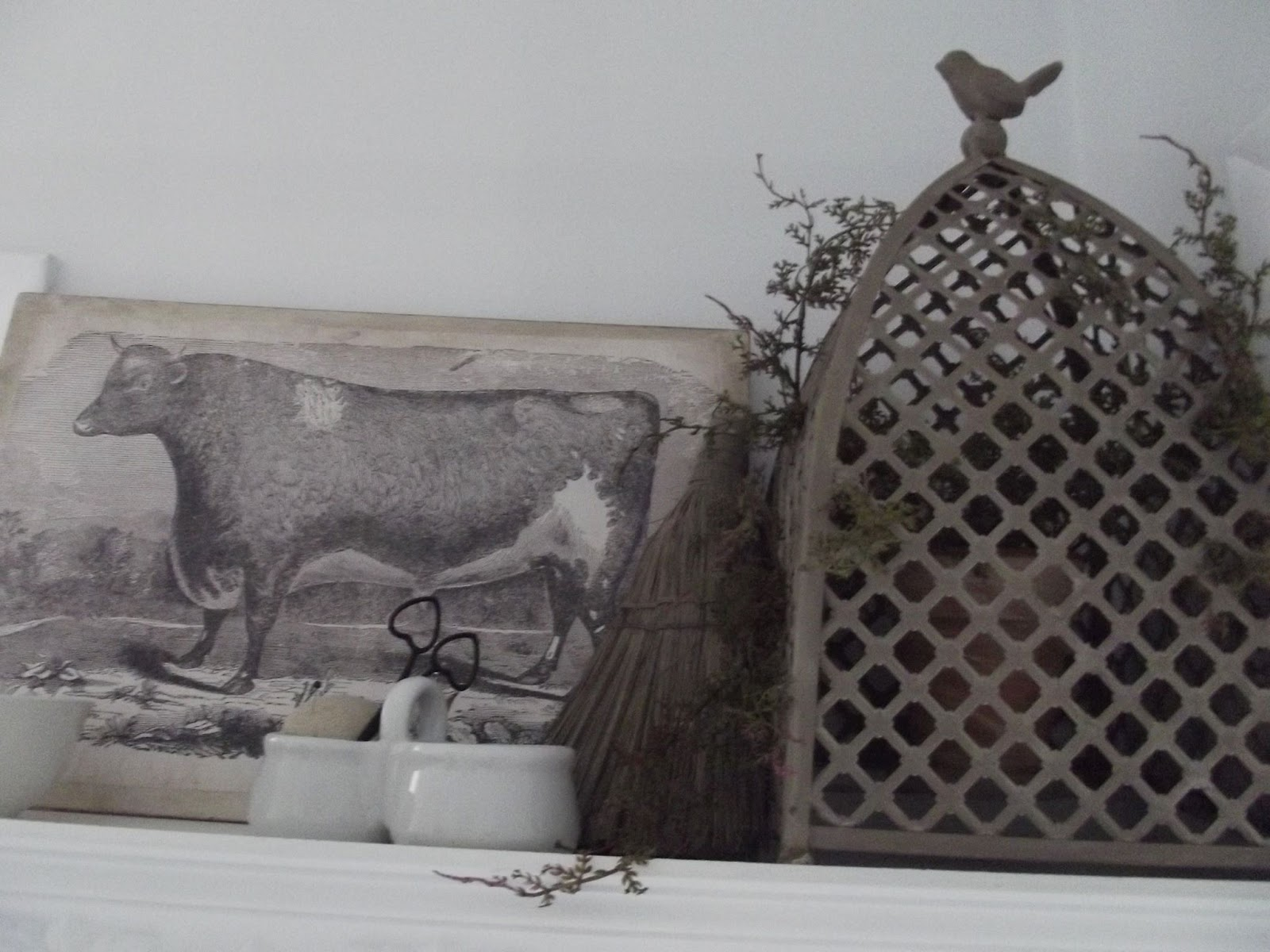 The Sampler Maker s Farmhouse Primitive Vintage Farmhouse Decor