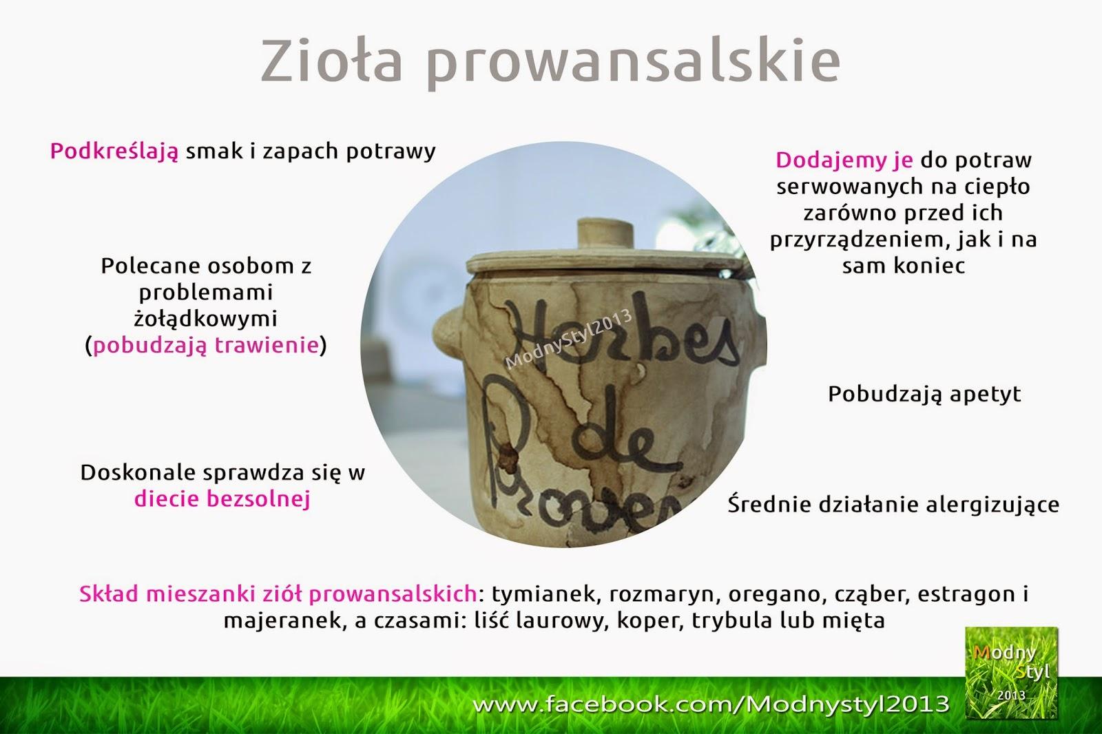 Zioła prowansalskie