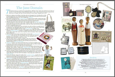 image homespun magazine december 2012 issue 13 pride and prejudice jewellery jane austen