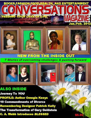 January/February 2012 Issue of Conversations Magazine