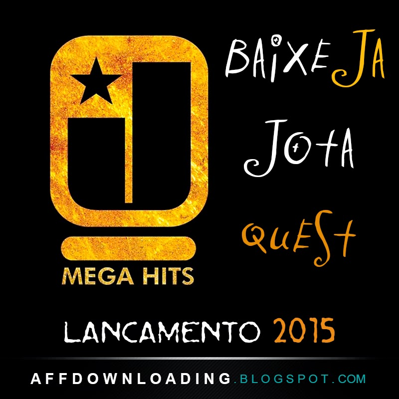 CD Jota Quest – Mega Hits – 2015