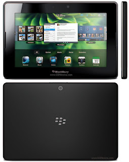 harga spesifikasi tablet Blackberry 4G Playbook  HSPA 2012