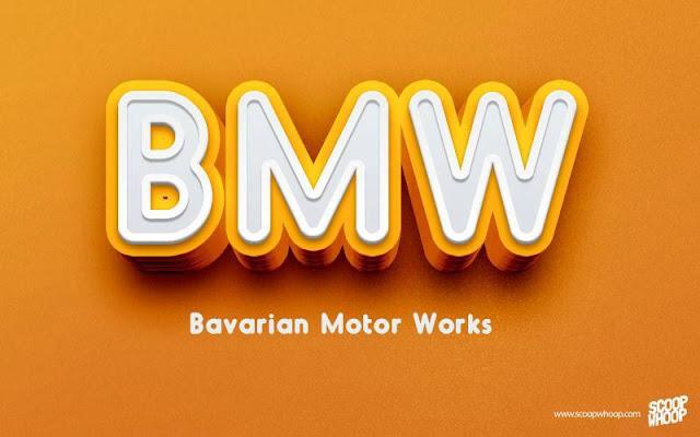 BMW-BAVARIAN-MOTOR-WORKS