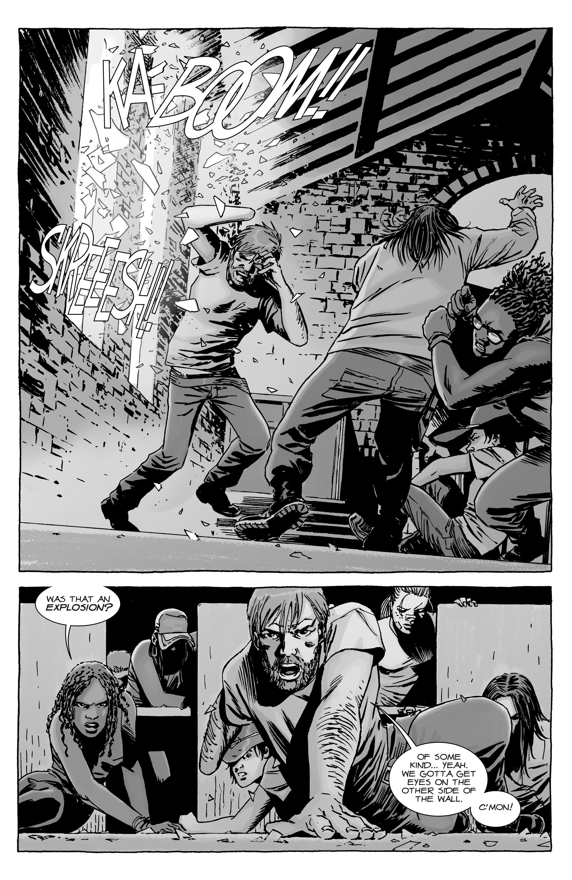 The Walking Dead Issue #119 Page 17