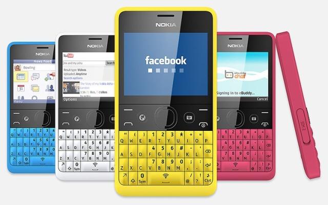 Spesifikasi & Harga Nokia Asha 210 Dual SIM