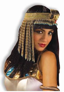 Cleopatra Costume Headdress