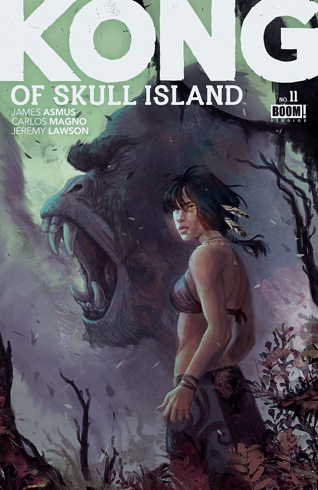 KONG Of SKULL ISLAND