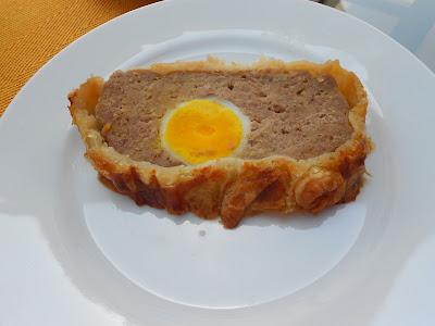 Meat pie a modo mio