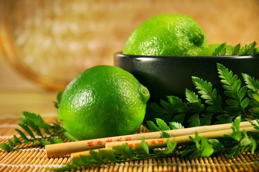 lime-green-lime-chines-sticks