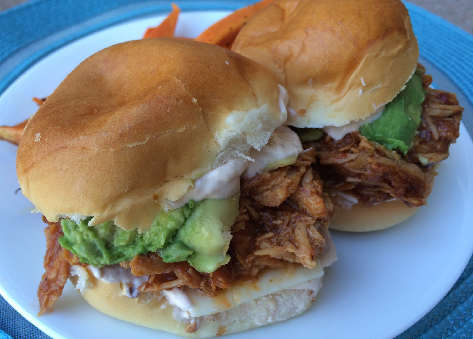 Sliders With Avocado And Chipotle Mayonnaise Recipe — Dishmaps