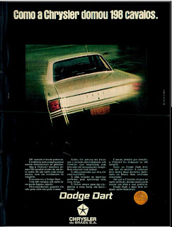 propaganda década de 70; os anos 70; Oswaldo Hernandez; brazilian ad car in the 70's;
