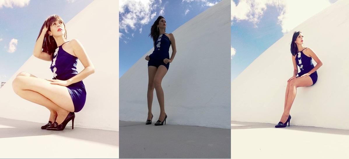 Modelo brasiliense mostra corpo perfeito e faz sucesso nas e redes sociais