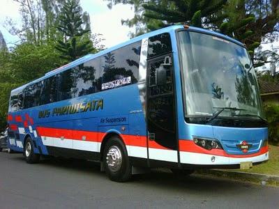 Bus Pariwisata - Kapasitas 55 Executive Class