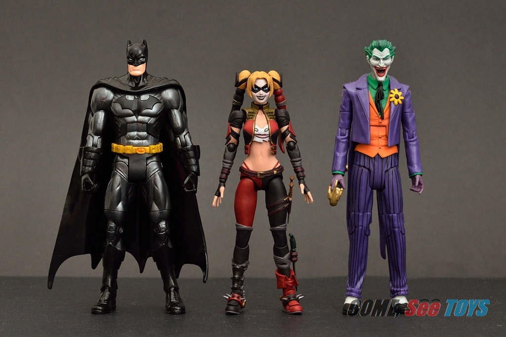 Toys For Injustice : Come see toys s h figuarts harley quinn injustice gods