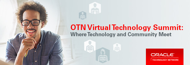 Learn From MySQL Experts at OTN Virtual Technology Summit
