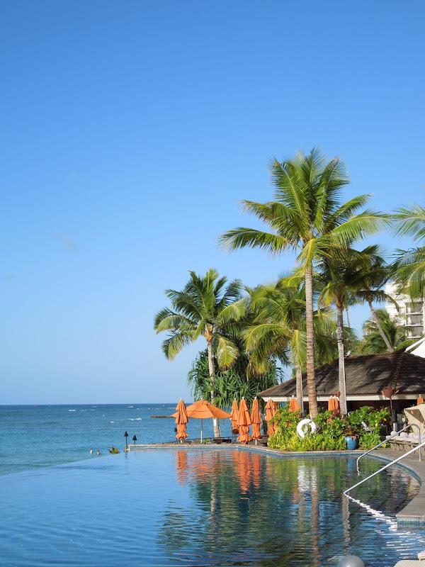 Sheraton Waikiki Infinity Pool Honolulu
