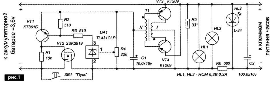 электронно - механическим