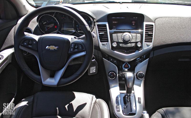 2014 Chevrolet Cruze Interior Photo Car And Driver Autos Post