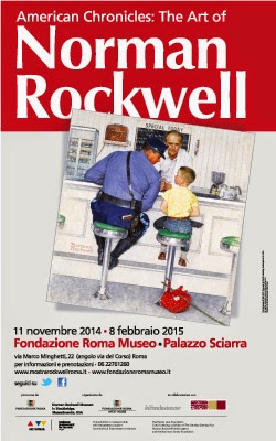 Norman Rockwell - Disegnatore e grafico della american way of life