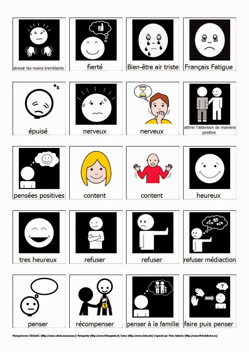 Pecs autisme pictogramme joy studio design gallery best design