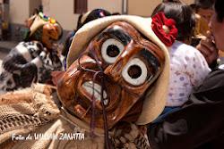 Danza la Huaconda di Mito