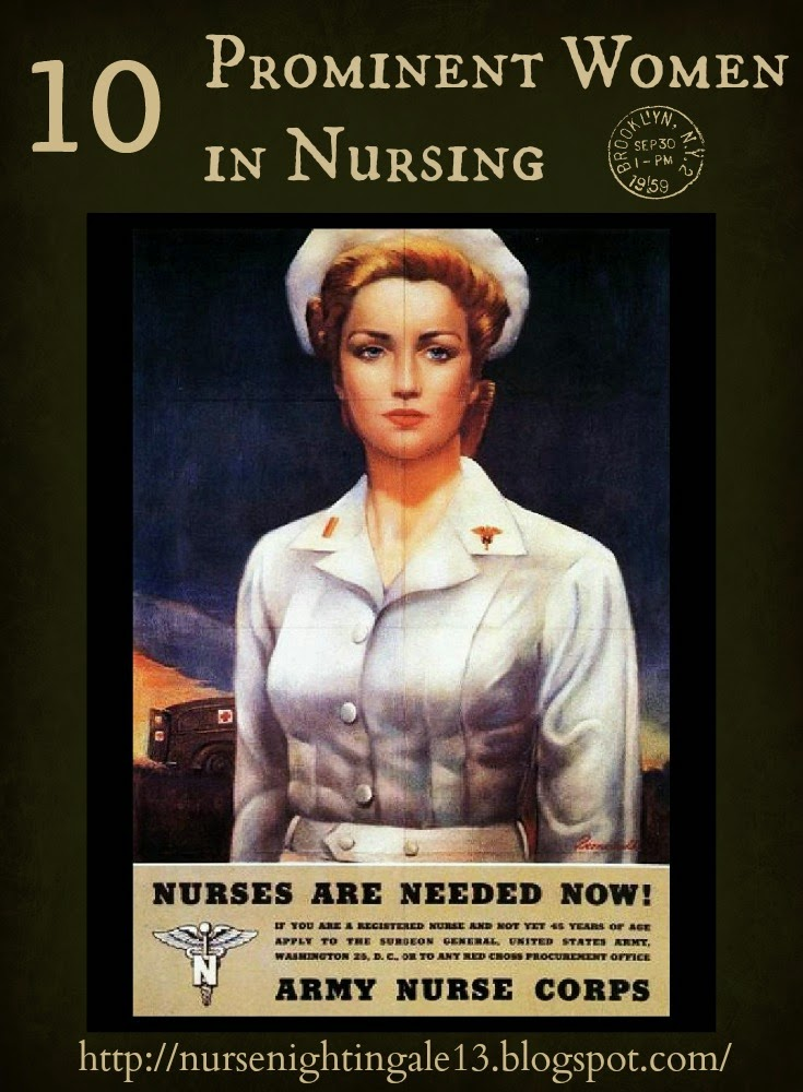 Nursing, history, international woman's day, historical, red cross, nightingale, barton, florence, clara, nursing students, RN, medical