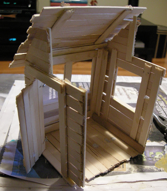 Popsicle Stick Buildings Related Keywords Popsicle Stick