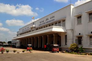 Анурадхапура - древнейшая столица сингалов