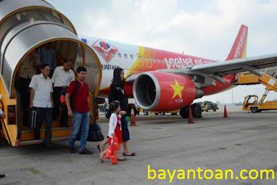 Vietjet mở 3 đường bay mới Pleiku - Hải Phòng, Pleiku - Vinh, TP.HCM - Tuy Hòa