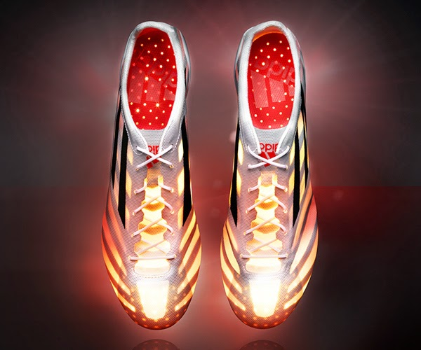 Adidas adizero 99g las botas más ligeras de la historia del fútbol