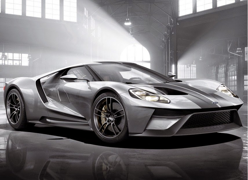 Ford Gt Supercar Hd Wallpaper Classic Car Wallpaper Hd For