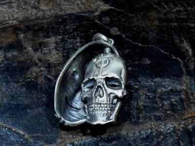 日本雕刻師杉山孝博的銀器品牌Dual Flow 的新作Bluff 面