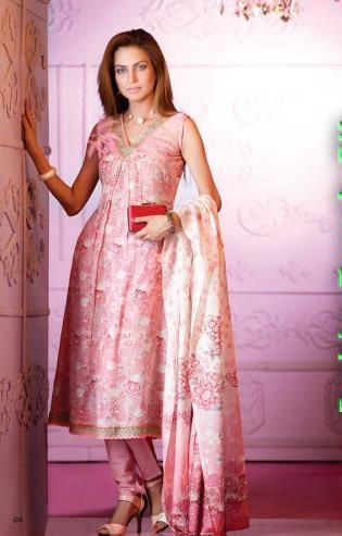 Firdous Lawn Collection 4