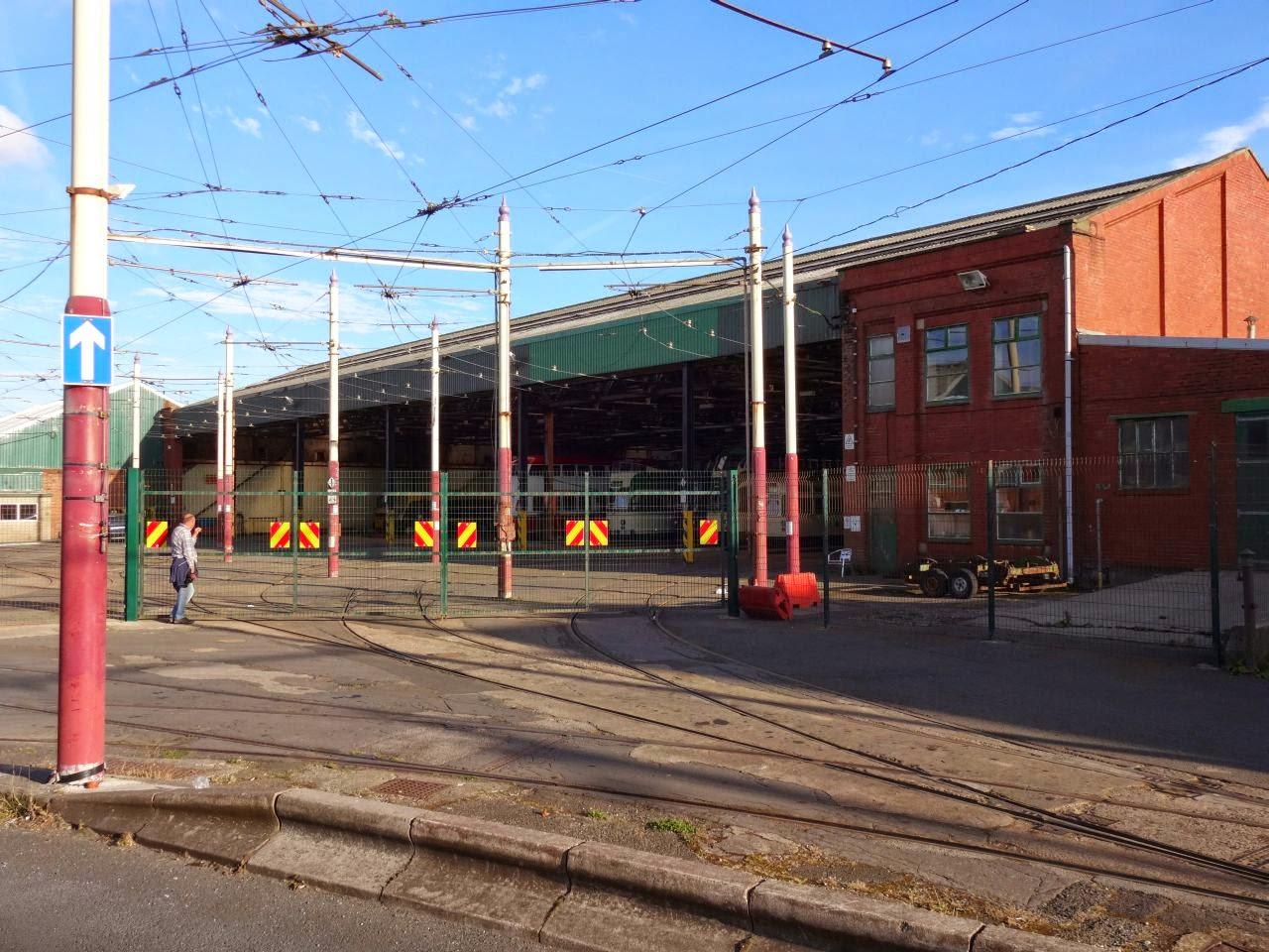 Rigby Road Depot