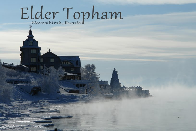Elder Drew Topham