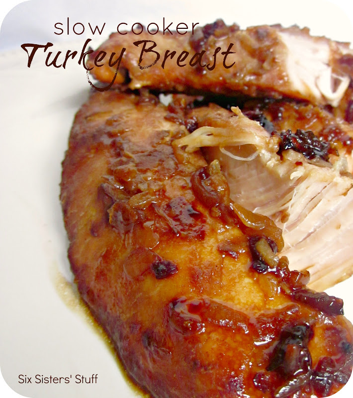 boneless turkey breast slow cooker