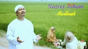 Nazrey Johani, Muslimah