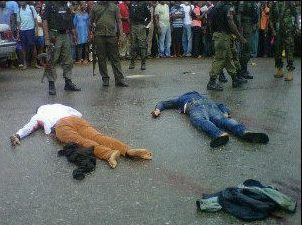 Armed robbery in nigeria gtbank