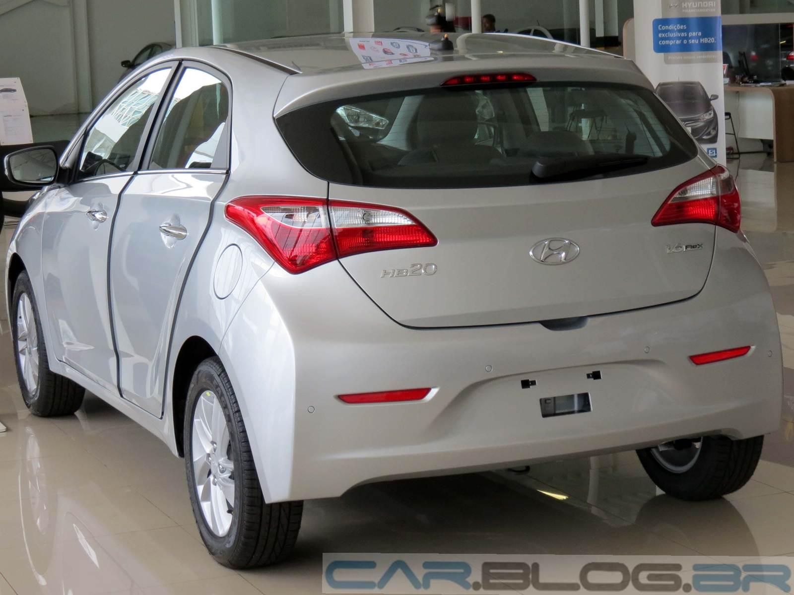 Hyundai HB20 2014