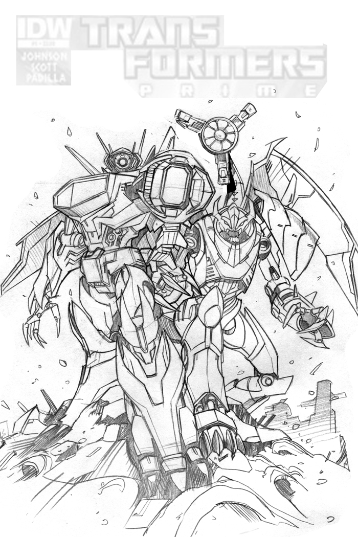 hasbro transformer coloring pages - photo#21