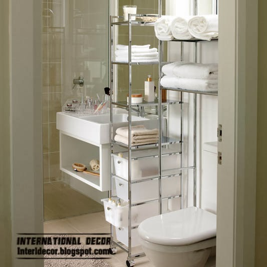 small bathroom storage ideas and arranging