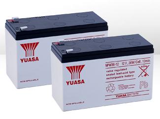 湯淺 VRLA密閉閥調式免保養電池