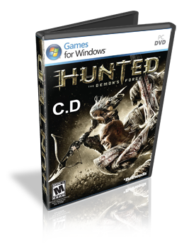 Download Hunted: The Demons Forge PC Gamer 2011 (SKIDROW)