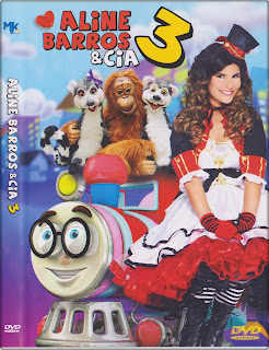 Aline Barros - Aline Barros e Cia 3 - (DVDRip)