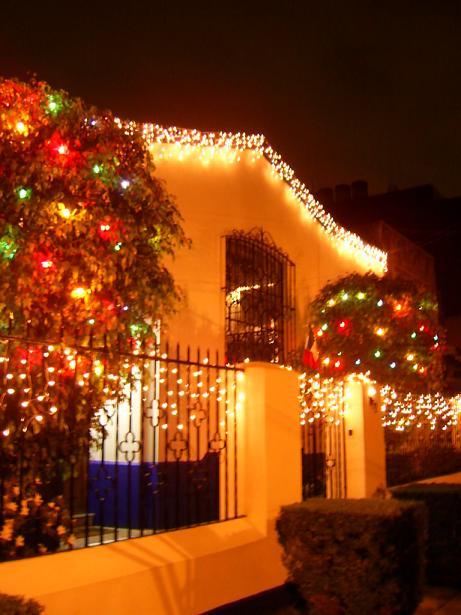 Lado blog todos los fuegos el fuego en tu casa esta navidad - Luces navidad exterior ...