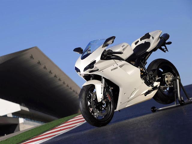 Kumpulan Gambar Ducati Monster 1198 HD Wallpaper 2014