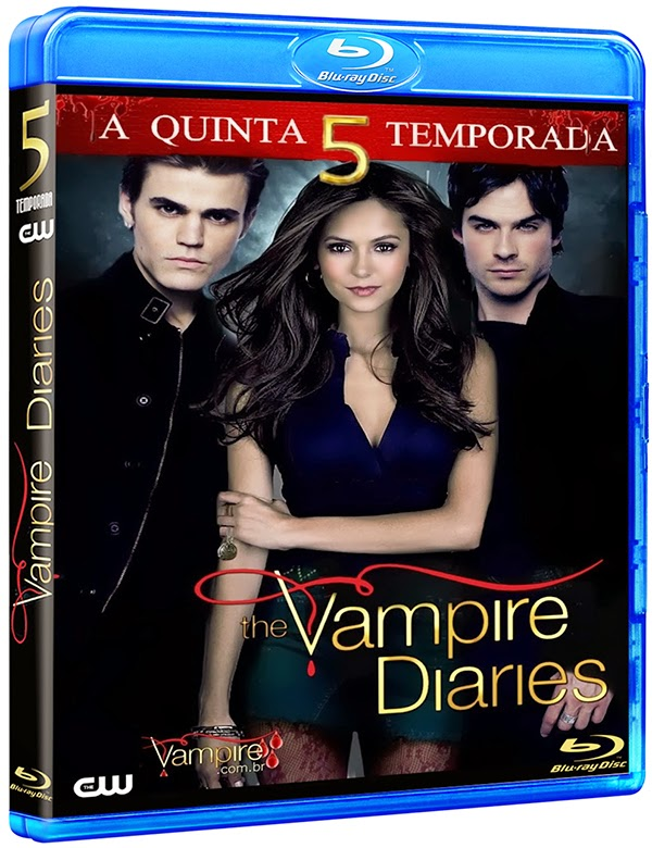 The+Vampire+Diaries+2 The Vampire Diaries 5ª Temporada Parte 1 Torrent  1080p Dual Áudio Torrent