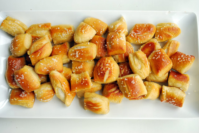 soft pretzels. Always have, always will. My kids love soft pretzels ...