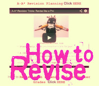 Revise like a ninja  - watch the video below to find out what's in the link