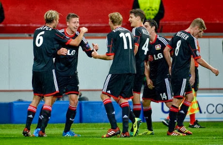 Video Bayer Leverkusen vs Real Sociedad 2-1 Hasil Liga Champions 3 Oktober 2013
